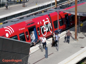 Bicycles-on-trains-Copenhagen