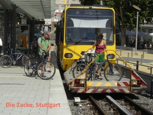 Stuttgart Zacke